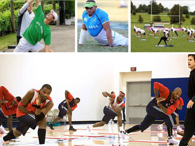 Deportistas y los Beneficios de la Yoga Deportiva db90c4918b19